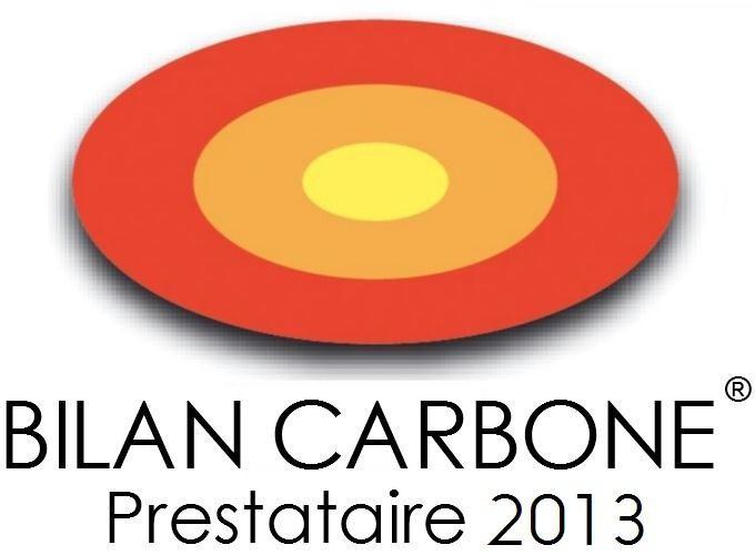 Logo : Bilan carbone prestataire 2013